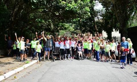 V Caminhada AutoHumboldt relembra mudança do Colégio Humboldt para o bairro de Interlagos