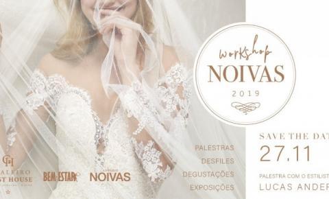 Confira as atrações do Workshop Noivas 2019