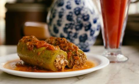 Abobrinha Recheada do Arabesco: fácil de fazer e muito saborosa