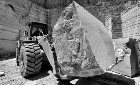 SSAB apresenta caçamba graniteira feita em aço de alta resistência na Vitória Stone Fair 2020