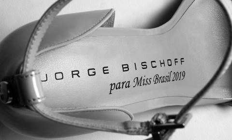 GRIFE JORGE BISCHOFF BRILHA NO PALCO DO MISS BRASIL BE EMOTION 2019