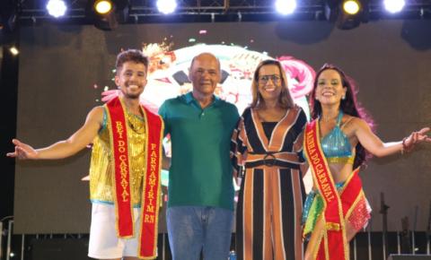 Parnamirim já tem o Rei e Rainha do Carnaval 2020