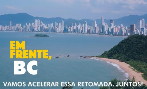 Acibalc participa de campanha estadual para incentivar consumo local em Balneário Camboriú e Camboriú