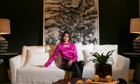 Natália Xavier inaugura escritório de arquitetura, em BC