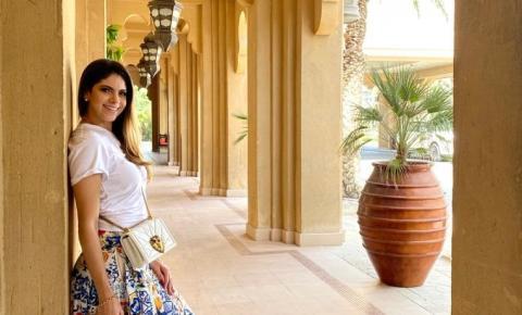 Arquiteta de BC retorna de viagem a Dubai