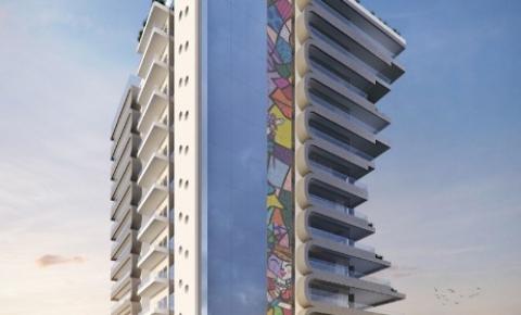 Construtora vai entregar empreendimento assinado por Romero Brito, em Itajaí