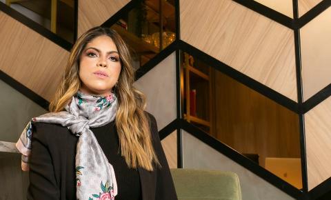 Arquiteta Natália Xavier assina projeto no Janelas CASACOR