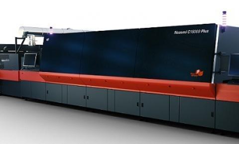 Os produtores de papelão ondulado ganham em produtividade, qualidade e oportunidade de lucro com a nova EFI Nozomi C18000 Plus