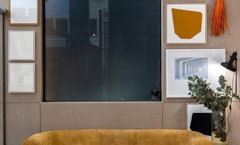 Autoria Design se destaca em ambientes do Janelas CASACOR