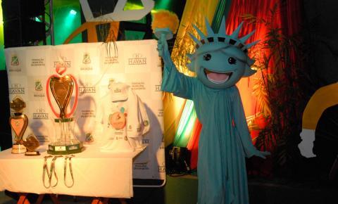 Jogos comunitários de Brusque contam com o apoio da Havan