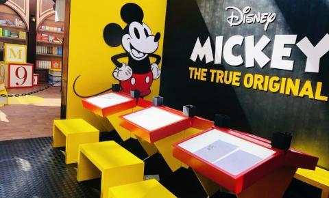 Evento Mickey 90 anos: Iguatemi Alphaville traz evento inédito na região para comemorar os 90 anos da primeira aparição do personagem ícone da Disney