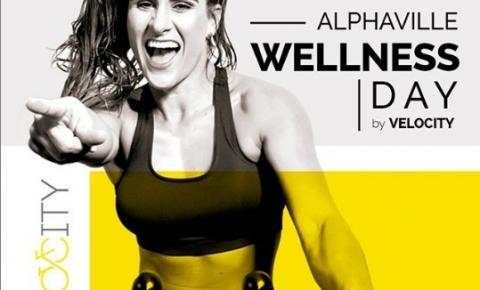 Velocity Alphaville promove o Alphaville Wellness Day em 15 de junho