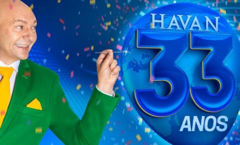 Havan comemora 33 anos desmentindo as fake news