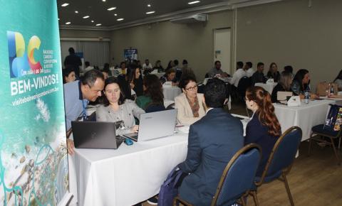 BC Convention promove 1ª Sessão de Negócios com 450 agendas