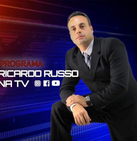 RICARDO RUSSO NA TV: O PROGRAMA QUE GANHOU O BRASIL