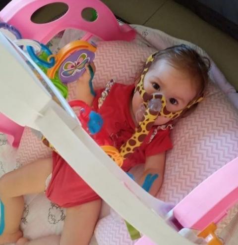 Campanha 'AME Sofia Helena' precisa de ajuda!